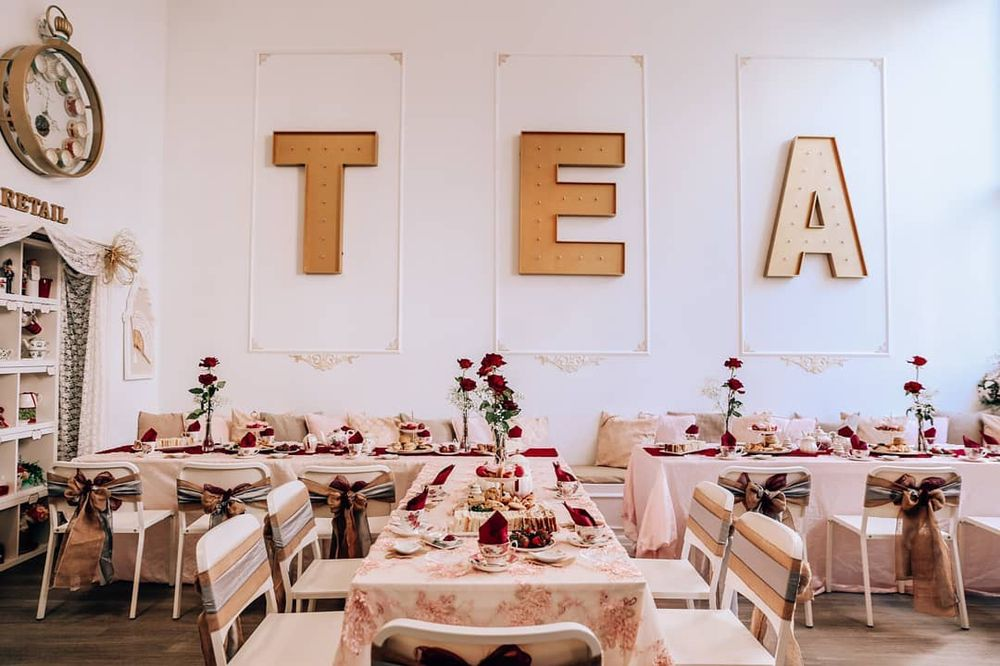 The Tea Room Experience: 420 E Church St, Orlando, FL