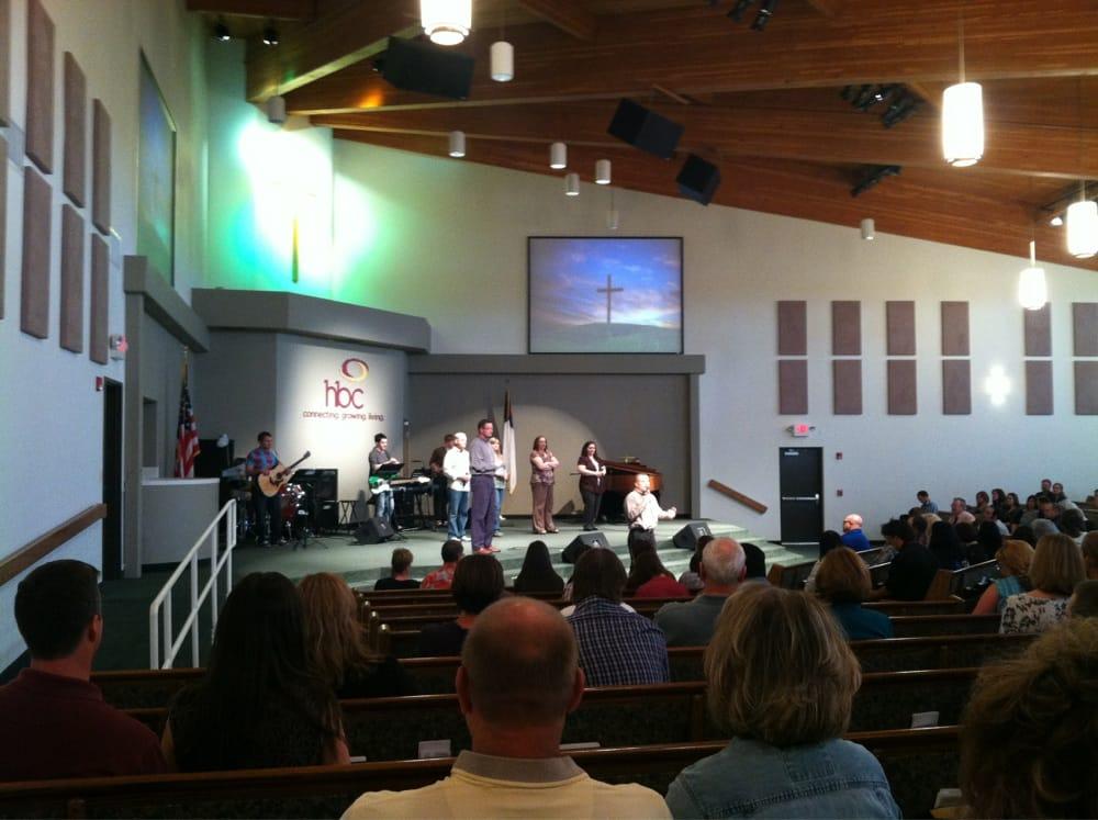 Highland Baptist Church: 3100 SW Highland Ln, Redmond, OR