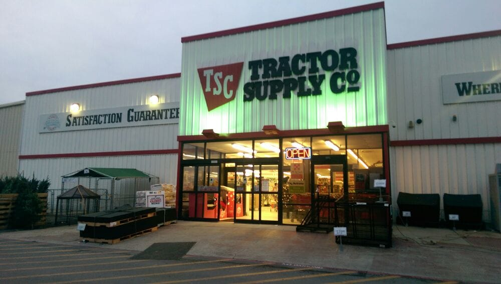 Tractor Supply Company Tsc: 2337 N Main St, Liberty, TX