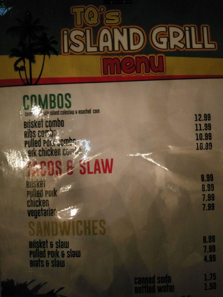 TQ's Island Grill