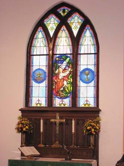 Trinity Lutheran Church: 390 Hampton St, Elloree, SC