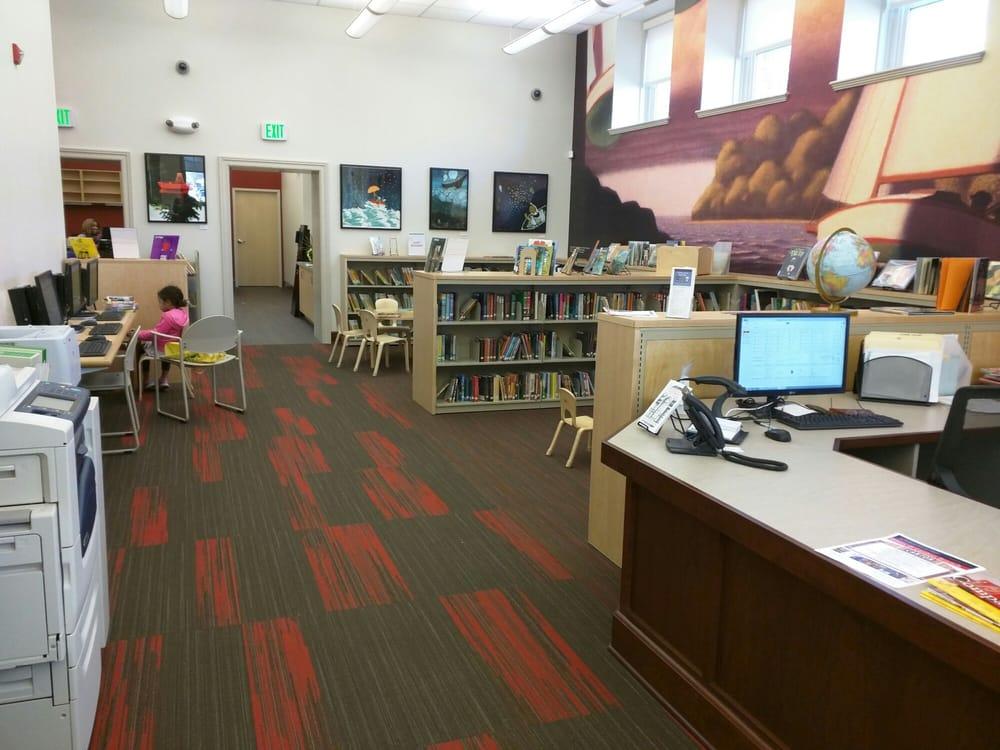 Enoch Pratt Free Library - Canton Branch