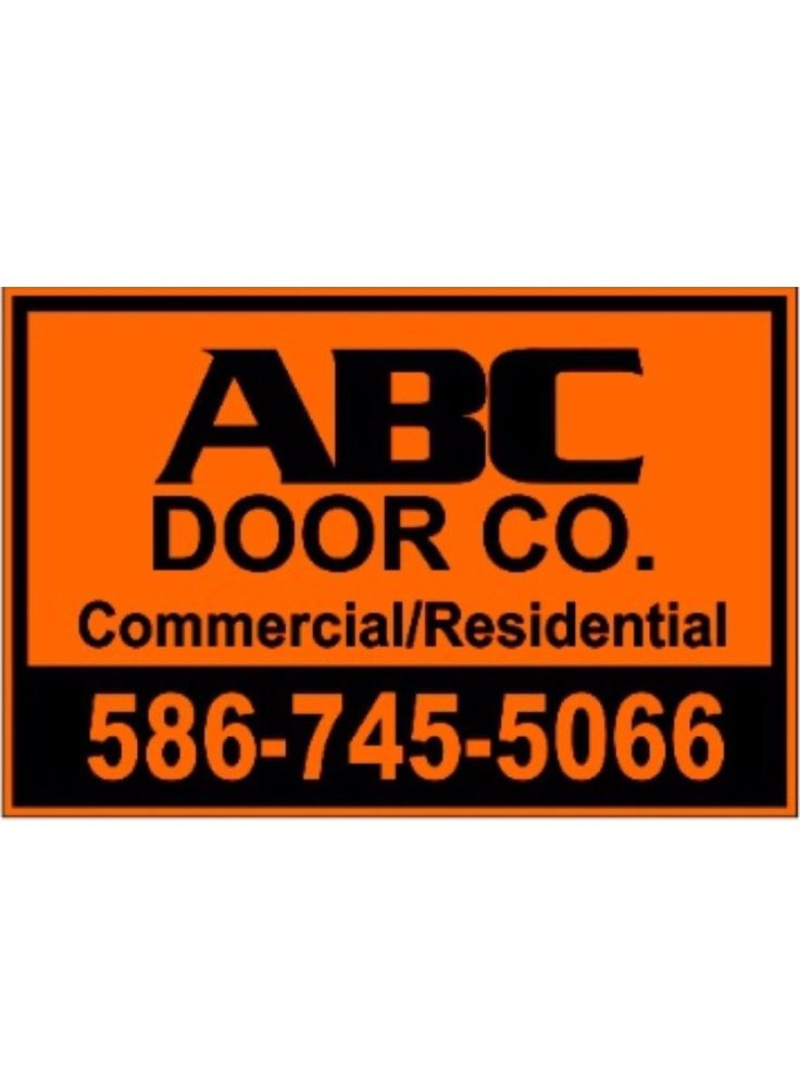 ABC Door Company: 29895 Little Mack, Roseville, MI