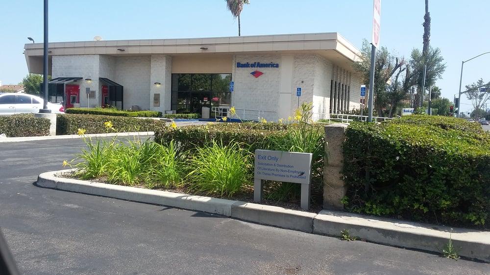 Bank Of America: 5531 La Palma Ave, La Palma, CA