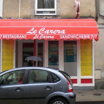 le nouveau carera fast food 5 rue bressigny angers restaurant avis num ro de. Black Bedroom Furniture Sets. Home Design Ideas