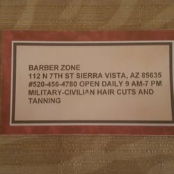 Barber zone tanning center 20 reviews tanning 999 e fry blvd photo of barber zone tanning center sierra vista az united states business reheart Image collections