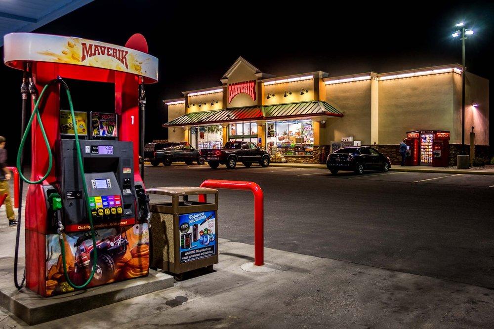 Ok Google Gas Station Near Me >> Maverik Adventure's First Stop - Gas Stations - 3540 E Sunnyside Rd, Ammon, ID - Phone Number - Yelp