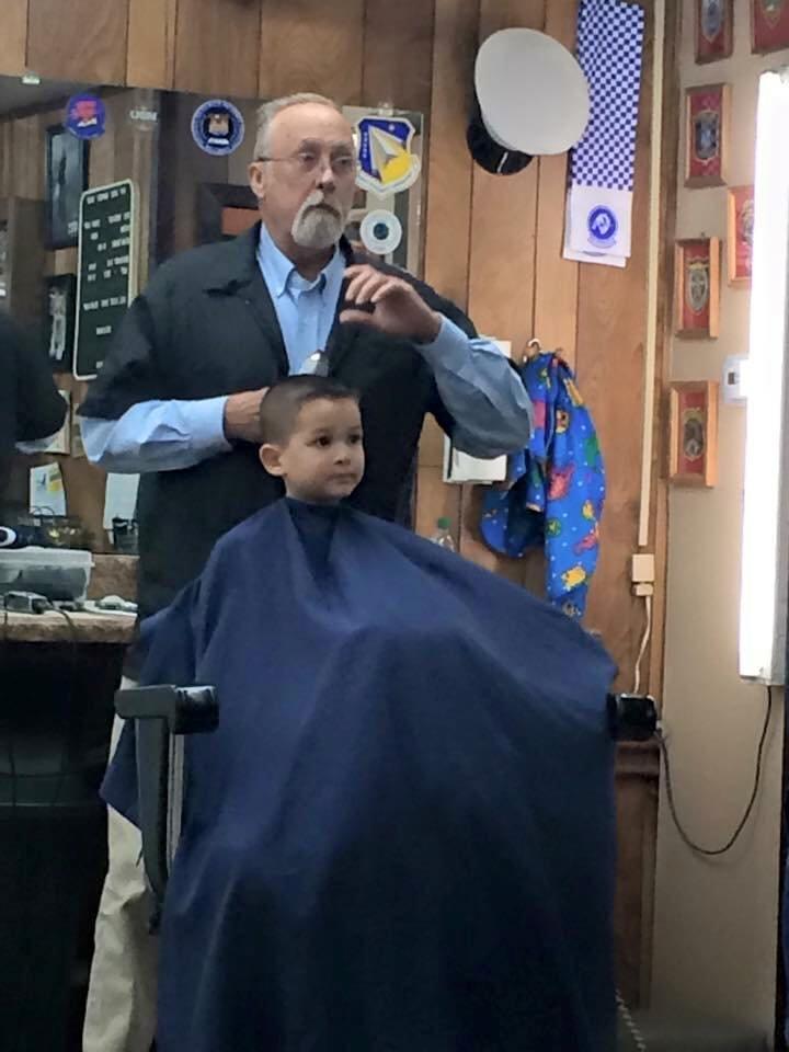 Off Base Barber Shop: 606 S Tyndall Pkwy, Panama City, FL