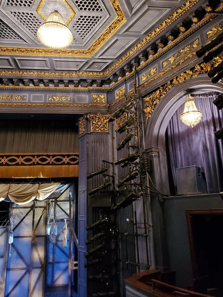 Huntington Theatre Company: 264 Huntington Ave, Boston, MA