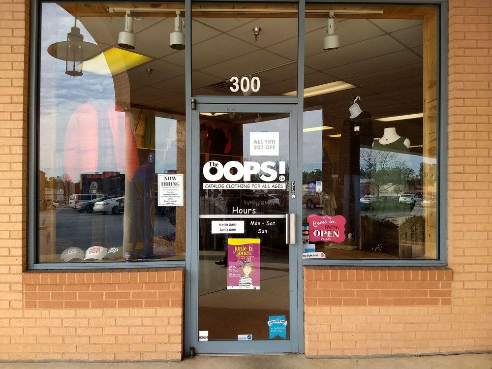 Oops Company: 101 Verdae Blvd, Greenville, SC
