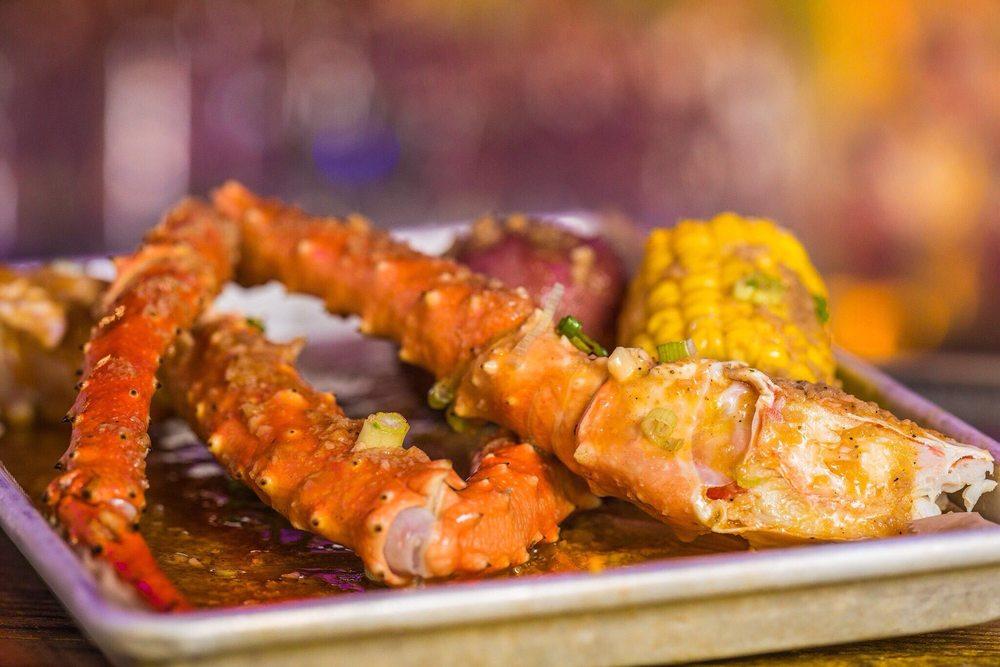 Social Spots from Blazin Cajun Seafood Restaurant