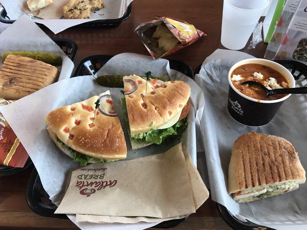Atlanta Bread- Fayetteville: 3196 N College Ave, Fayetteville, AR