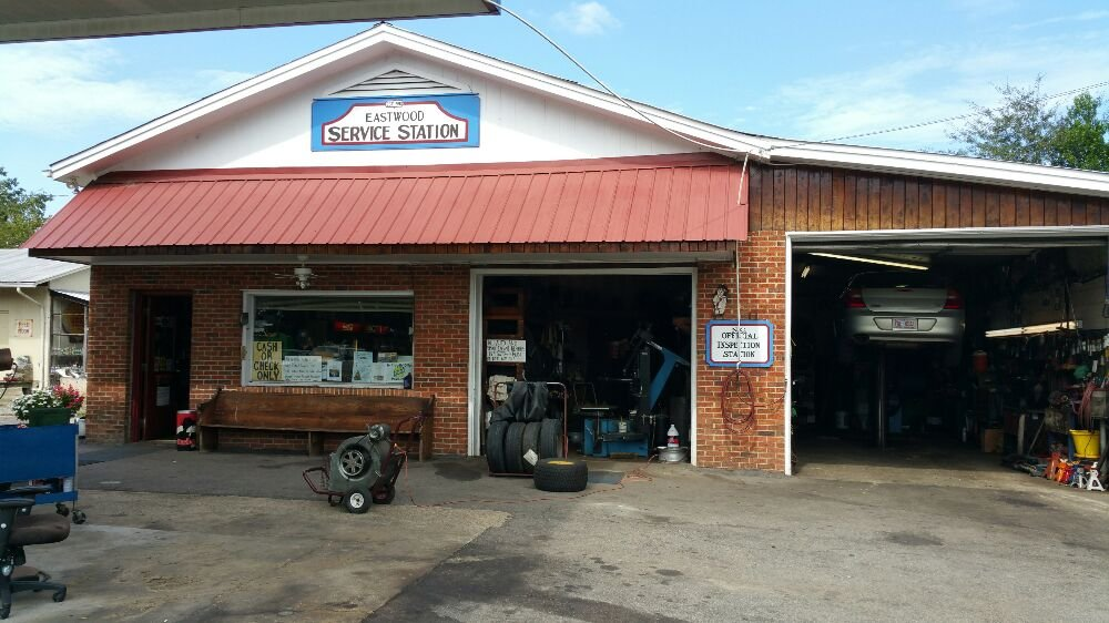 Eastwood Service Station: 156 Lea Rd, West End, NC