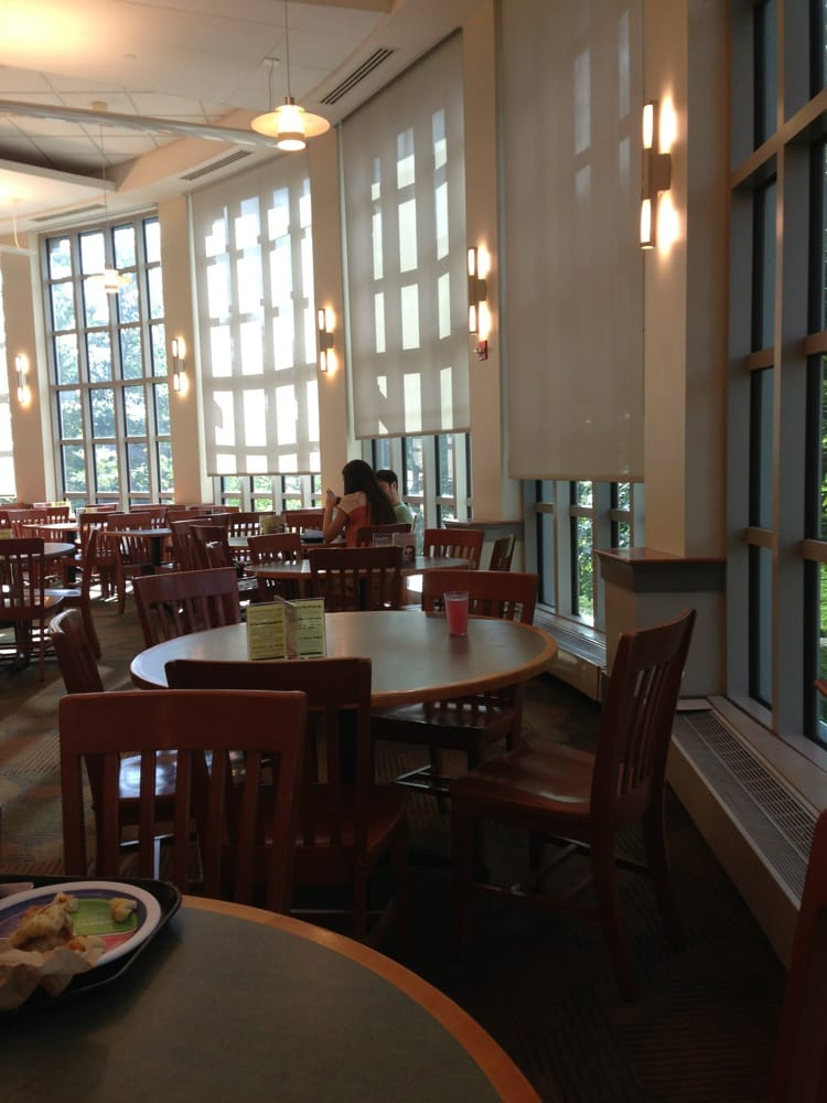 Food from Unh Dining
