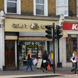 hair salon deals clapham