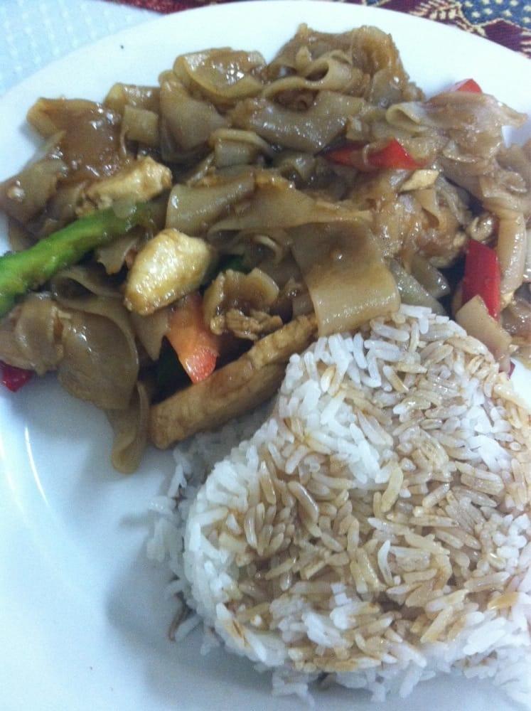 Pad kee moa yelp for Air thai cuisine