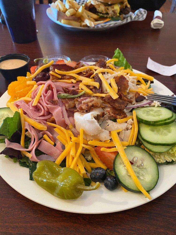Union Jack Cafe: 3225 Rainbow Dr, Rainbow City, AL