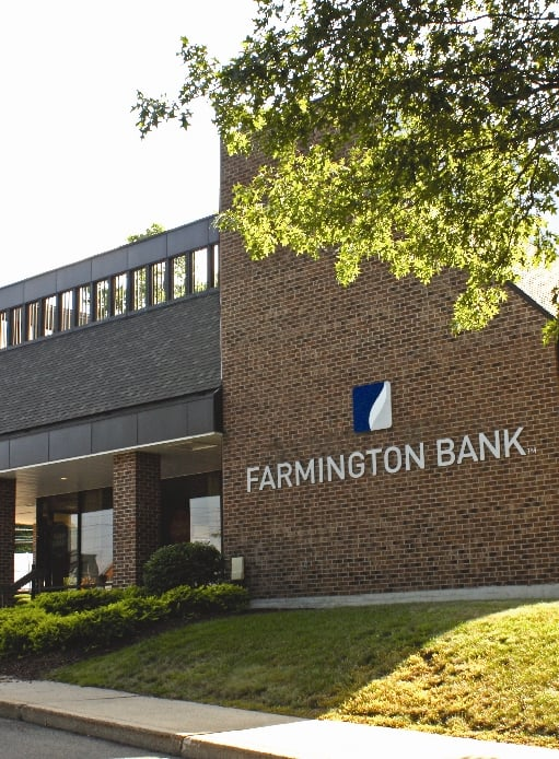 Farmington bank cr dit banques 282 scott swamp rd for Fenetre rd scott la