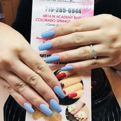 Photo Of Fantasy Nails Colorado Springs Co United States