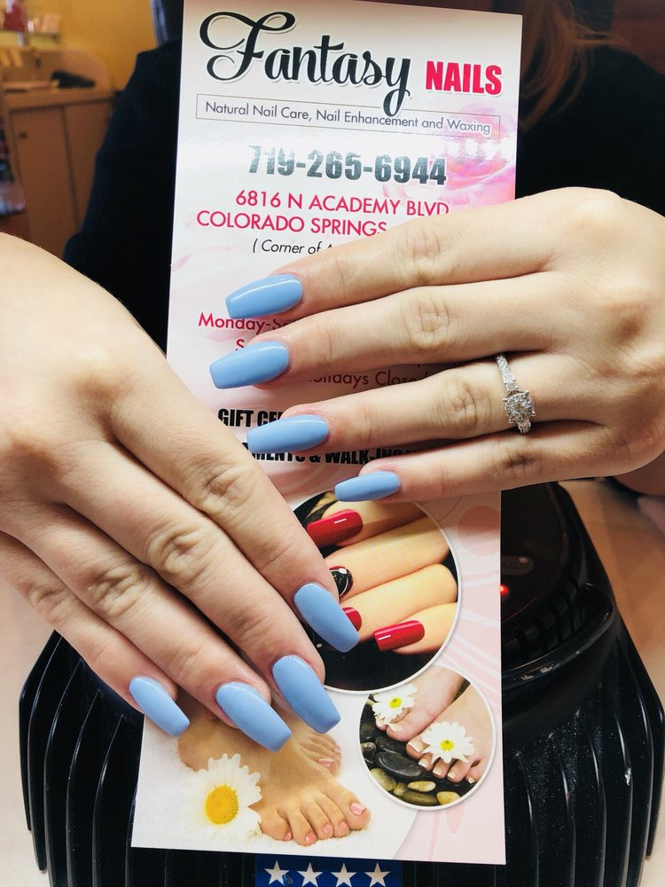 Fantasy Nails - Nail Salons - 6816 N Academy Blvd, Colorado Springs ...