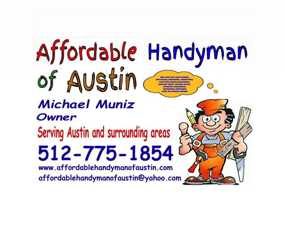 Affordable Handyman of Austin: 1106 Main St, Bastrop, TX