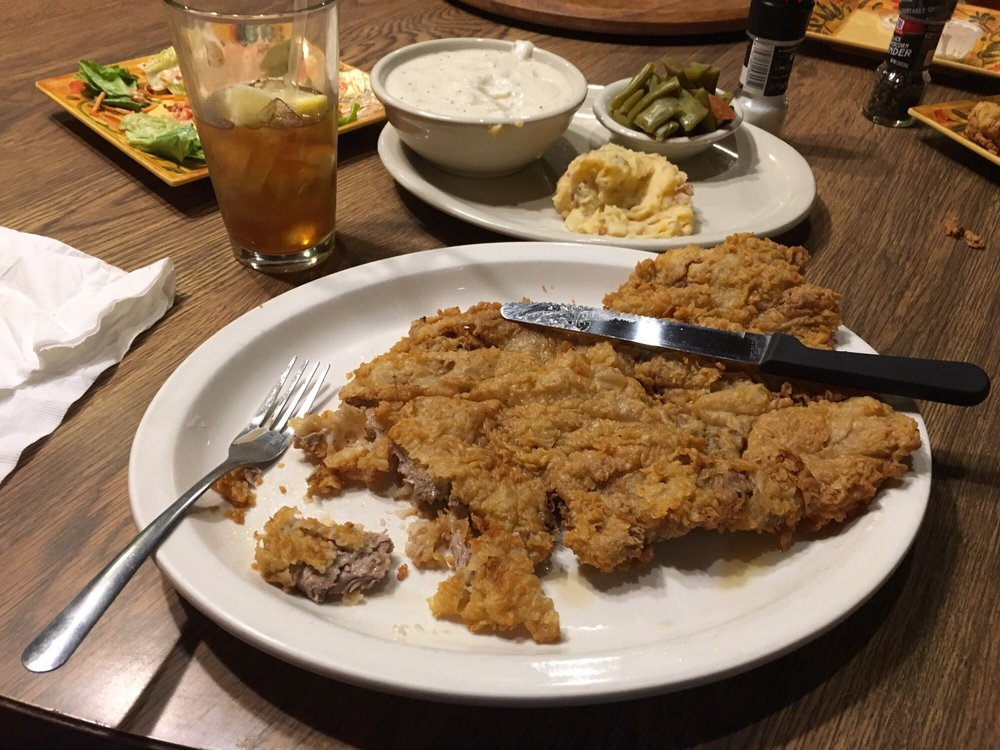 Hitchin' Post Steakhouse: 1301 Sheffield Rd, Ozona, TX