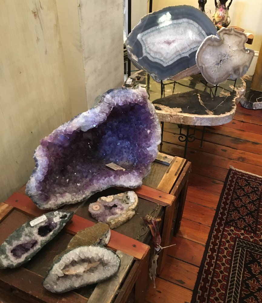 Stones, geodes, rocks, fossils, crystals  - Yelp