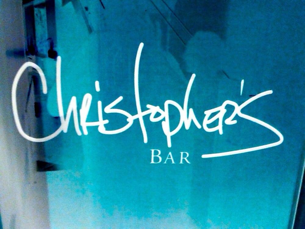 Christopher S Restaurant New Brunswick