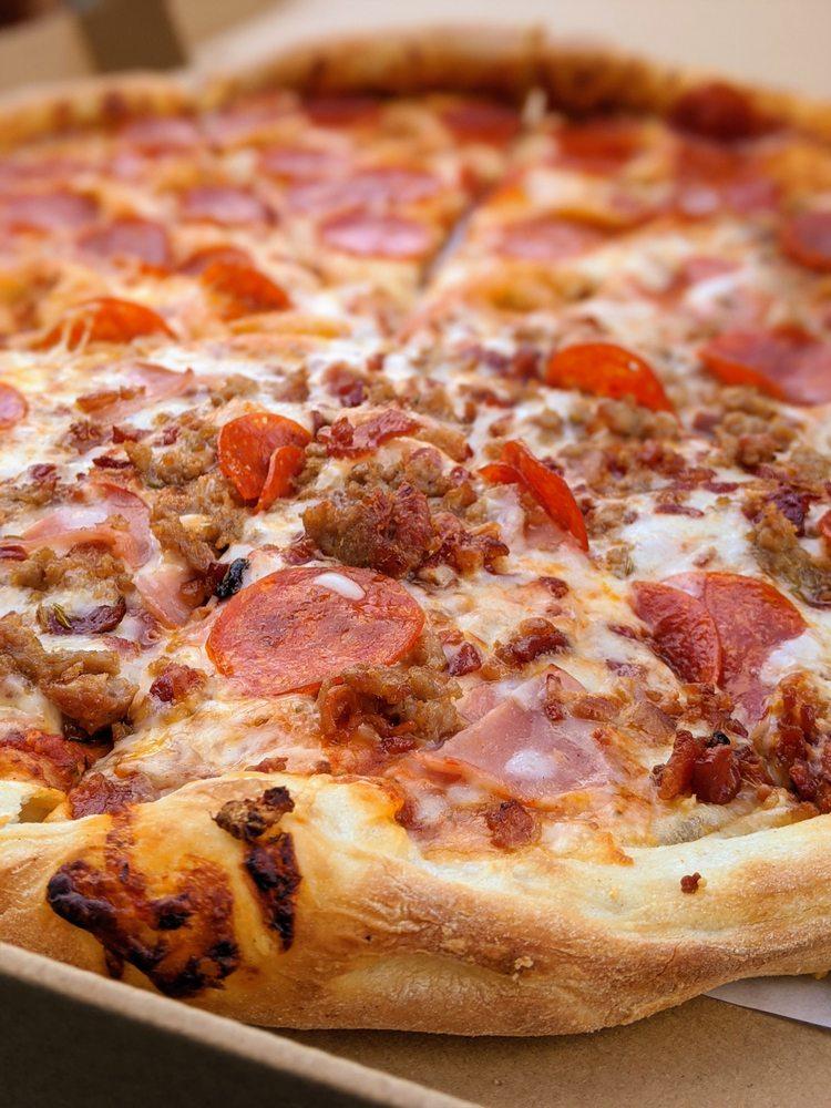 Triple Jays Pizza Bar: 1020 Piedmont Ave NE, Atlanta, GA