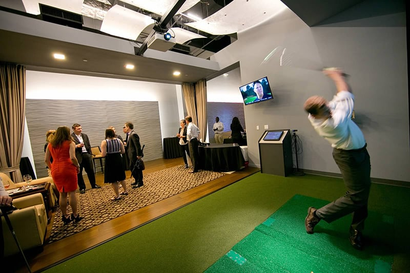 Golf & Body NYC: 883 Avenue Of The Americas, New York, NY
