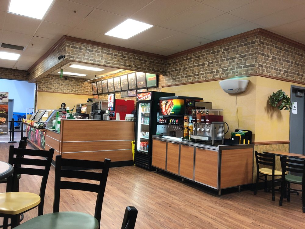 Subway Restaurants Sandwiches 15495 Panama City Beach