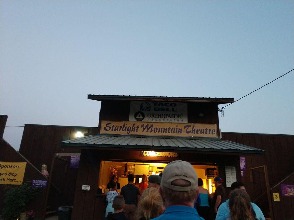 Starlight Mountain Theatre: 850 S Middlefork Rd, Garden Valley, ID