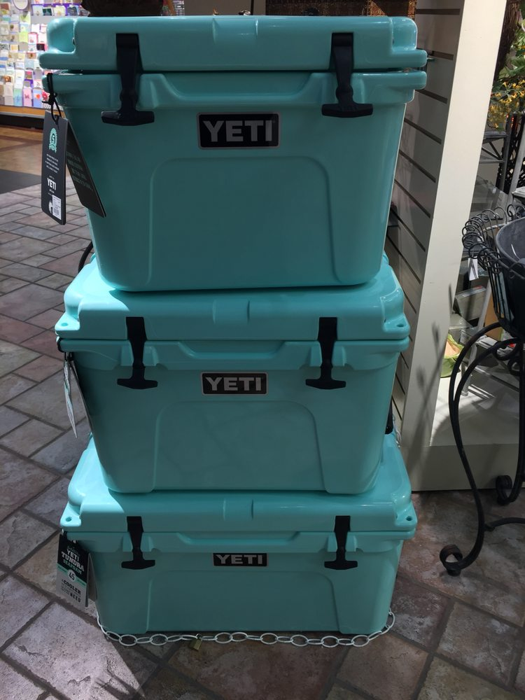 60 New 'Sea Foam' Color Yeti Coolers In Stock Yelp Extraordinary Quips N Quotes