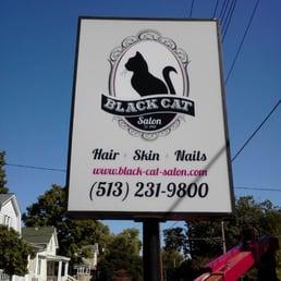 black cat salon 10 foton fris rsalonger 6112 On black cat salon