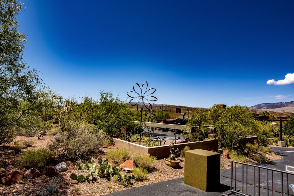 The Center for the Arts at Kayenta: 881 Coyote Gulch Ct, Ivins, UT