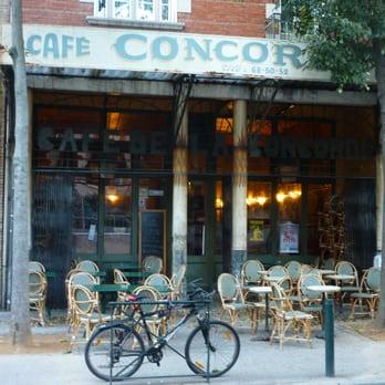 Toulouse Restaurant Le Concorde