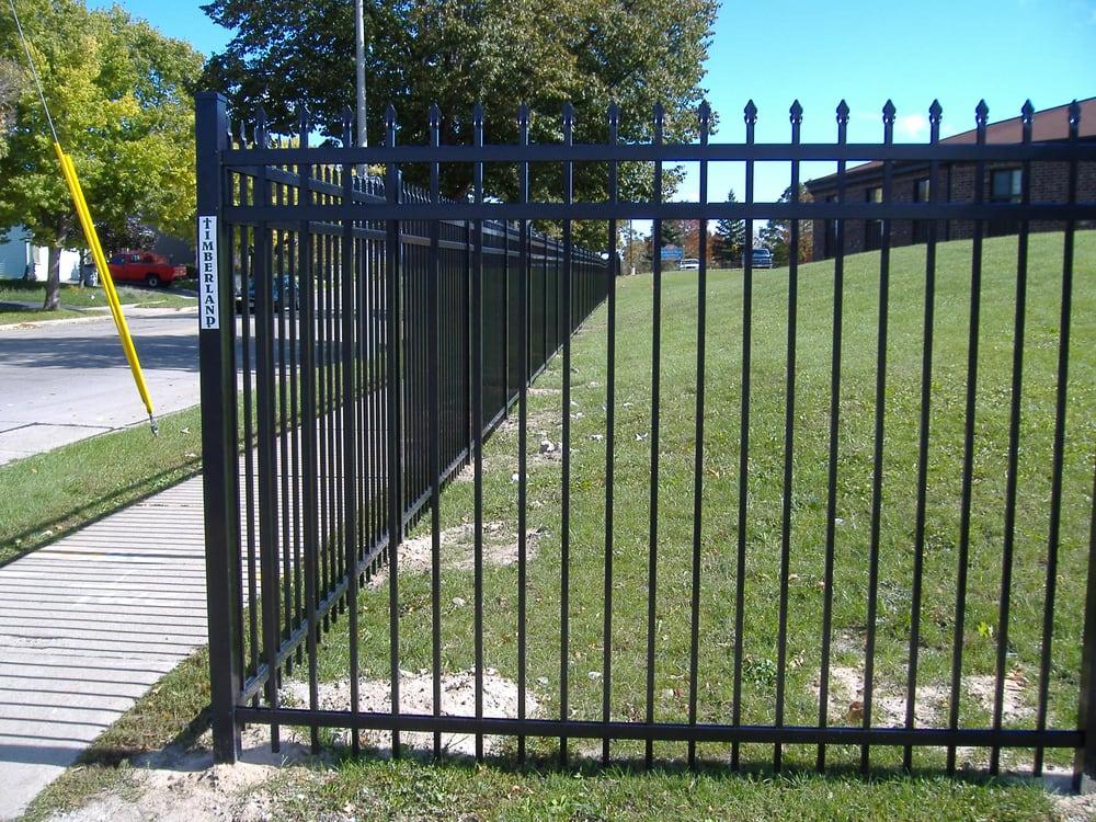 Timberland Fence