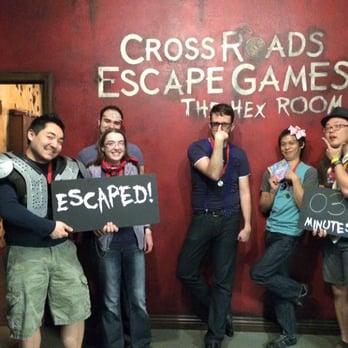 Cross Roads Escape Games Escape Room Anaheim Ca