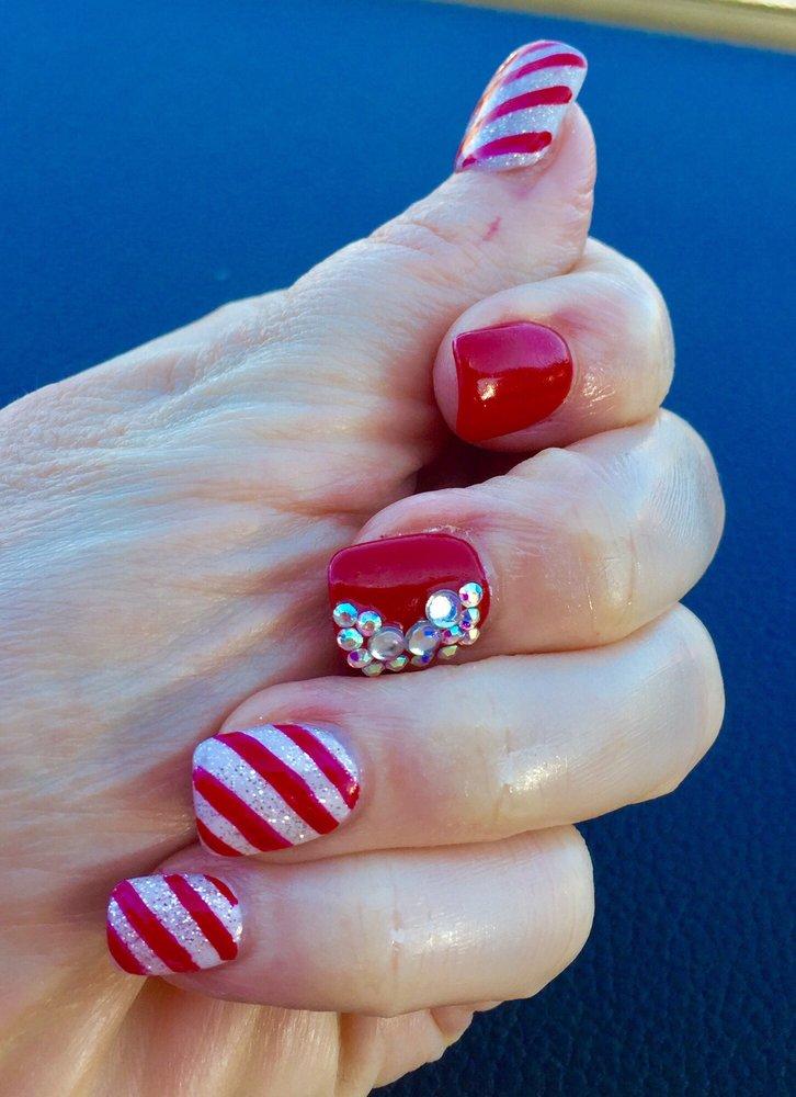 Luxe Nails & Spa - 26 Reviews - Nail Salons - 400 N Walton Blvd ...