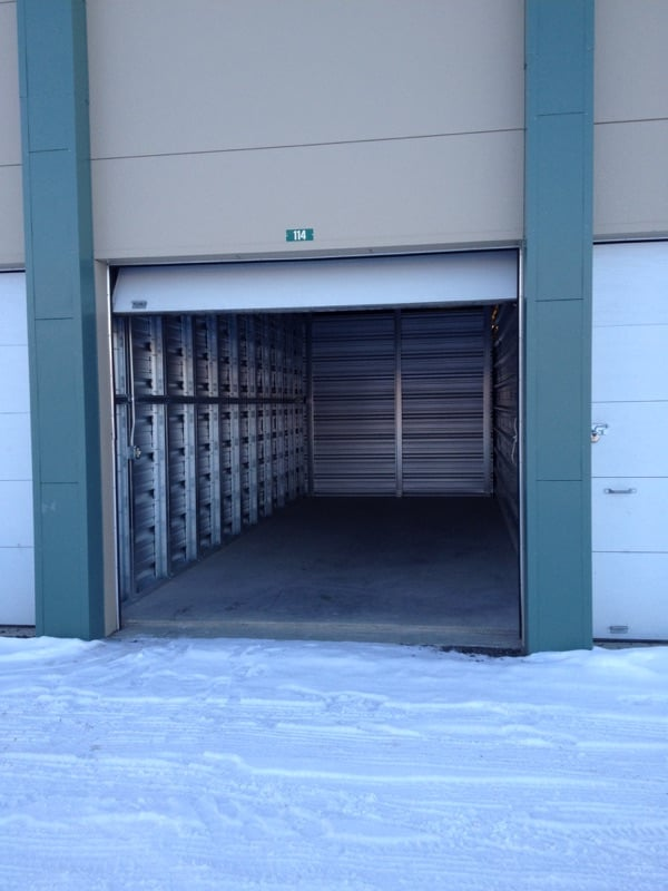 Storage When You Get A Unit With Them Can Choose From 14 Diffe Sizes The Size Of Small Closet To Two Car Garage