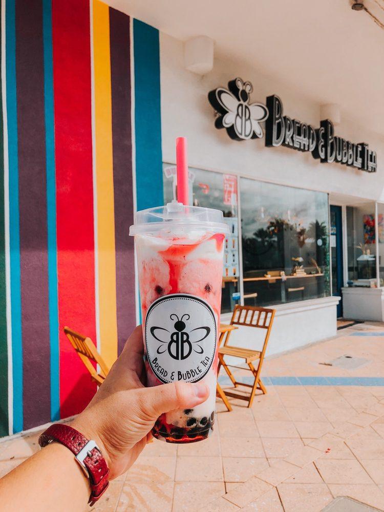 Bread And Bubble Tea: 151 S Atlantic Ave, Daytona Beach, FL
