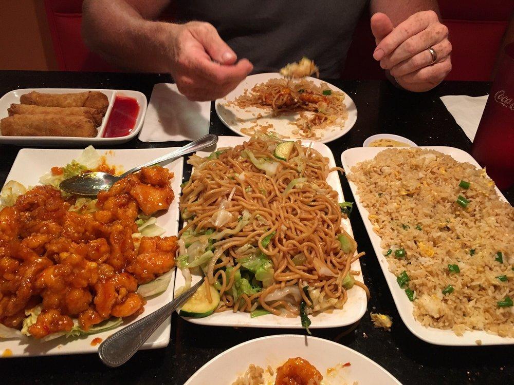 China Restaurant: 110 E Pine St, Deming, NM