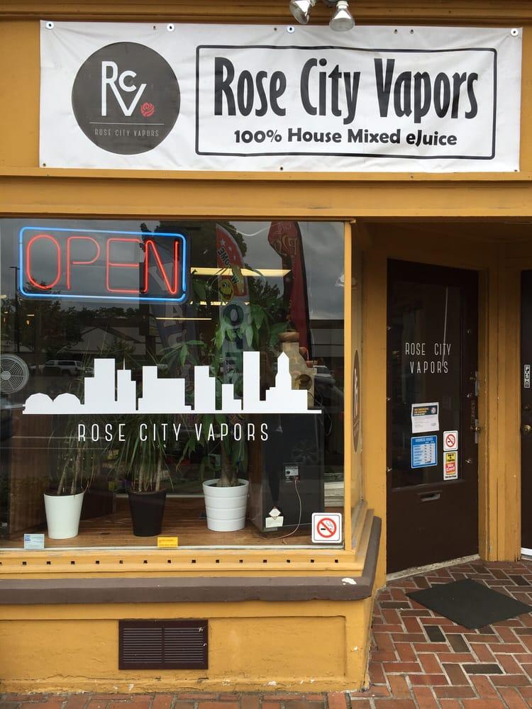 Rose City Vapors