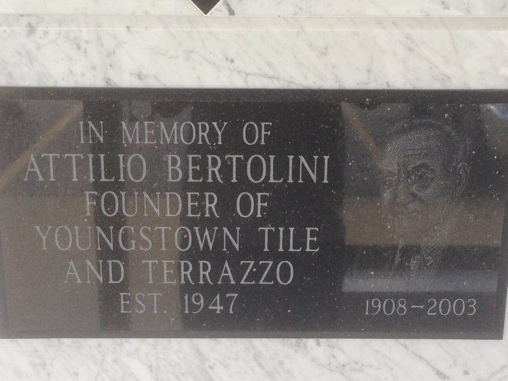 Youngstown Tile & Terrazzo Co: 7320 Akron Canfield Rd, Canfield, OH