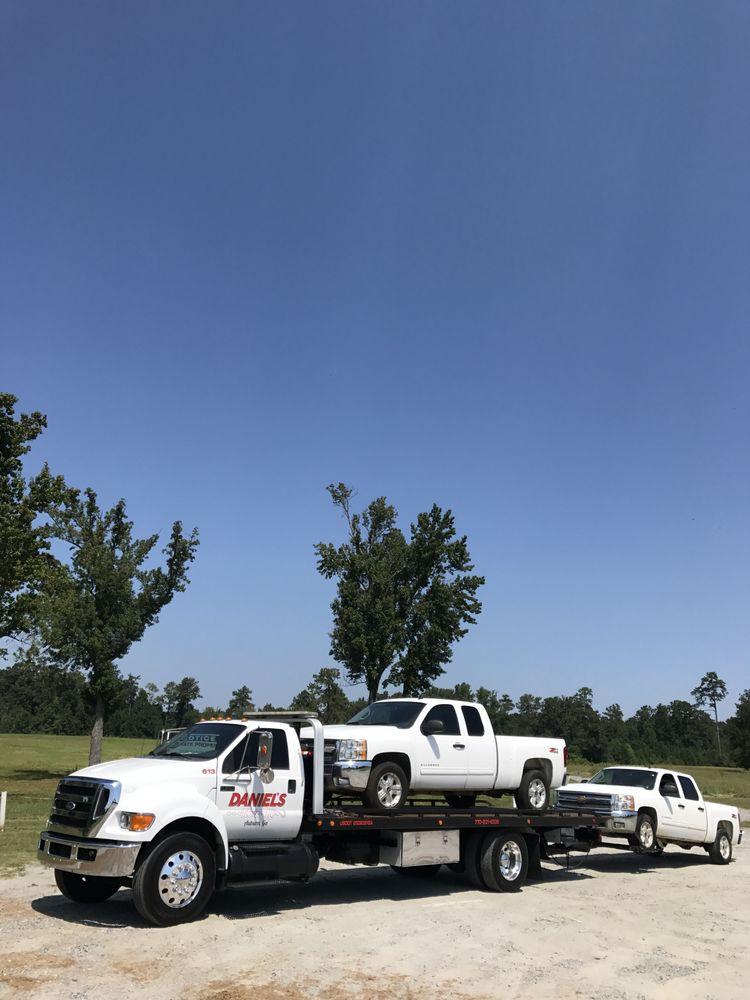 Daniel's Towing: Auburn, GA