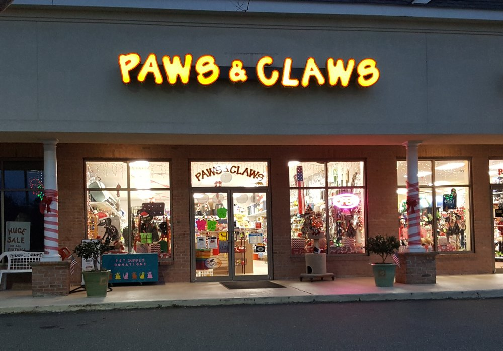 Paws & Claws Etc