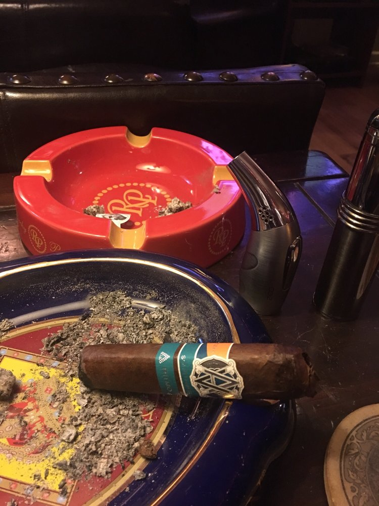 Perfect Ash Cigars and Lounge: 7324 Valley View Dr, Independence, OH