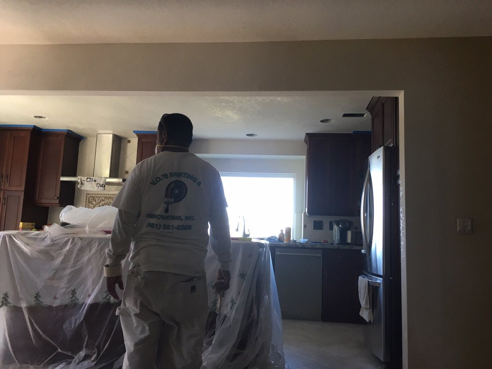 V O's Painting & Renovating: 2631 Bridle Path Dr, Acton, CA