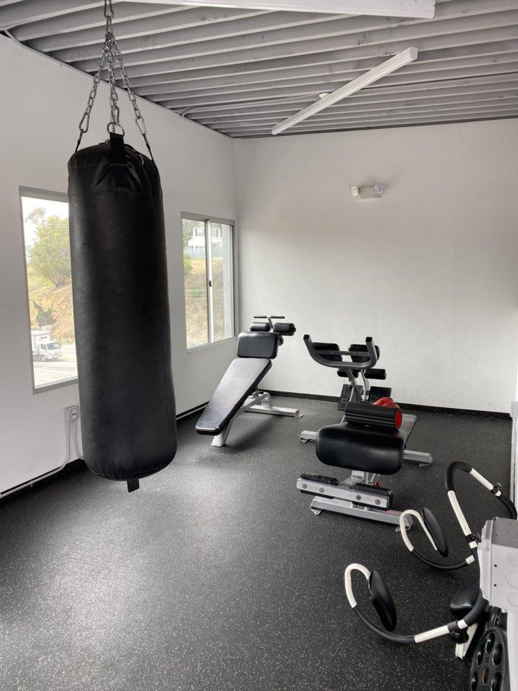 Diamond's Malibu Gym