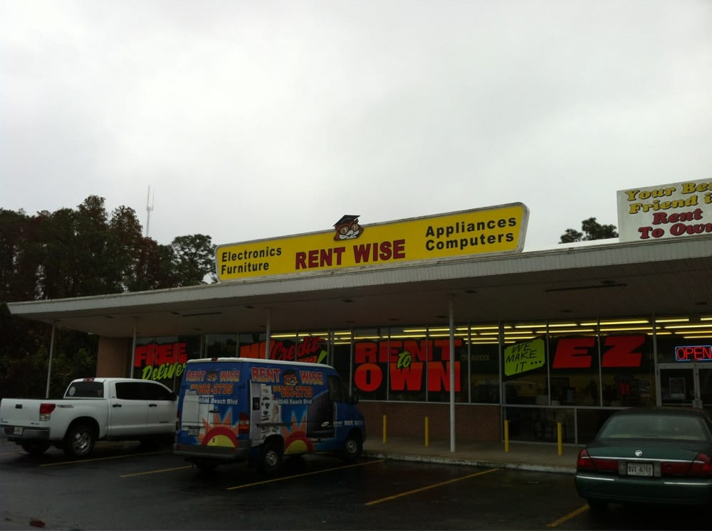 Rent Wise Furniture Stores 8046 Beach Blvd Greater Arlington Jacksonville Fl United